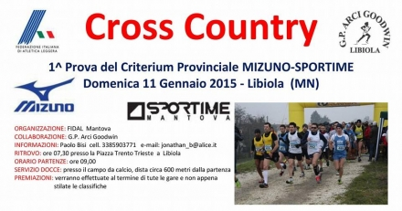 Cross Country Libiola